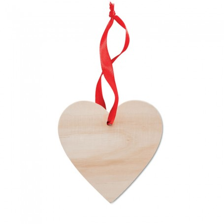 WOOHEART - Heart shaped hanger