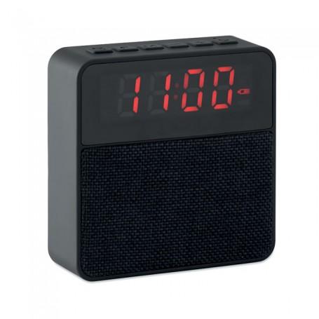 PEKIN - Fabric clock-alarm speaker