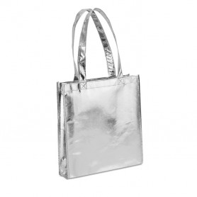 VOGUISH - Metallic vertical shopper