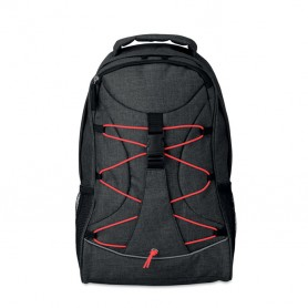 GLOW MONTE LEMA - Glow in the dark backpack