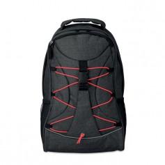 GLOW MONTE LEMA - Glow in the dark backpack