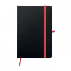 LASER NOTE - Laser PU cover notebook