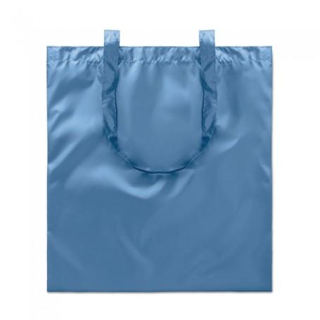 TOTE NEW YORK - Shopping bag shiny coating