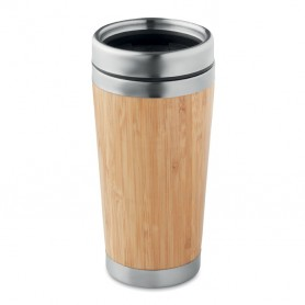 RODEODRIVE+ - Bamboo double wall travel cup