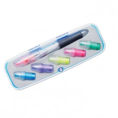 COMUTO - Interchangeable head ball pen