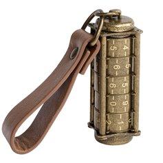 """USB atmintinė """"Cryptex"""" su mechaniniu užraktu 16 Gb, USB 2.0"""