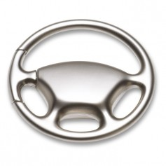 HYDEPARKS - Metal key ring wheel shape