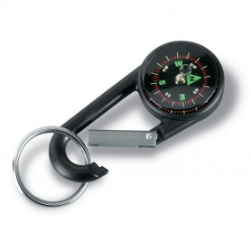 LEBONE - Carabiner hook with key ring