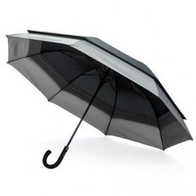 """Reklaminis dvisluoksnis skėtis """"PEAK 27"""" dviems žmonėms"""