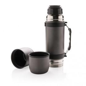 """Vakuuminis termosas """"VACUUM"""" su dviem puodeliais"""