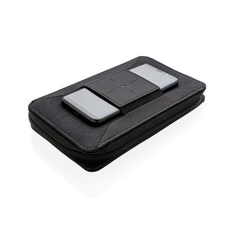 """Piniginė """"MODER"""" su integruota išorine baterija"""