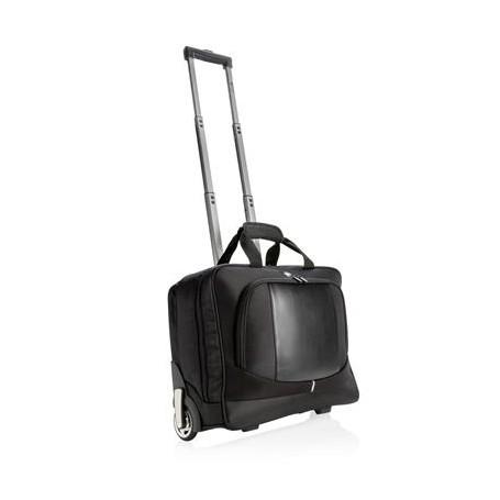 "Reklaminis lagaminas su ratukais ""COMB"""