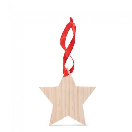 WOOSTAR - Star shaped hanger