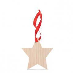 WOOSTAR - Star shaped hanger