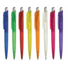 Plastikinis rašiklis su spauda GIT