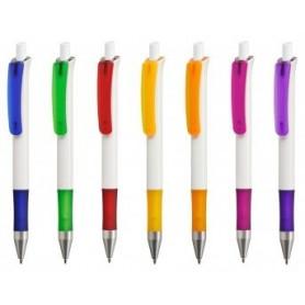 """Reklaminis rašiklis su įmonės logotipu """"TIR"""""""