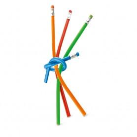 """Guminis lankstus pieštukas su spauda """"IRE"""""""