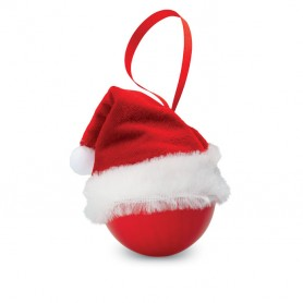 BOLIHAT - Xmas bauble with Santa hat