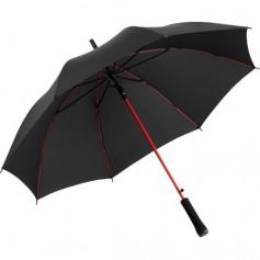"Reklaminis prabangus skėtis su logotipu ""POP"""