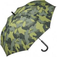 """Patogus skėtis su logotipu ar užrašu """"FARE"""""""