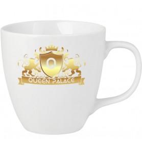 "Porcelianinis puodelis su logotipu ""DALLAS"""