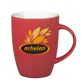 Keramikinis reklaminis puodelis su Jūsų logotipu ar užrašu
