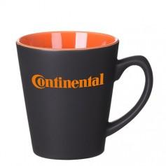 """Verslo keramikinis puodelis su Jūsų logotipu """"COSMOS"""""""