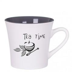 "Keramikinis, matinis verslo puodelis ""MATT"""