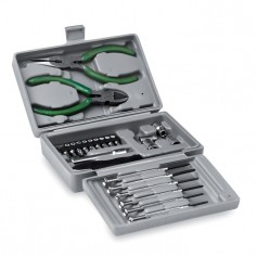 GUILLAUME - Foldable 25 piece tool set