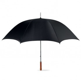 GRASSES - Golf umbrella with wooden grip