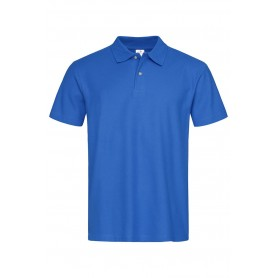 """Reklaminiai Polo marškinėliai vyrams su logotipo spauda """"MEN"""""""