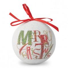 BLANCA - Christmas bauble pearl finish