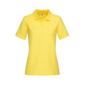 """Reklaminiai POLO marškinėliai su logotipu """"WOMEN"""""""