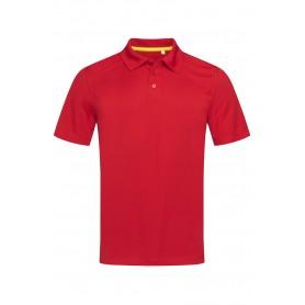 """Reklaminiai sportiniai POLO marškinėliai su logotipu """"ACTIVE"""""""