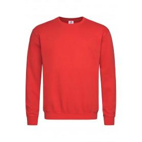 """Reklaminiai klasikiniai džemperiai su spauda """"CLASSIC"""""""