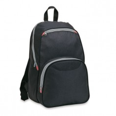 RONDA - Backpack with outside pockets