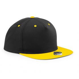 """Reklaminės ryškių spalvų FULL CAP kepurėlės su užrašu """"CONTRAST"""""""