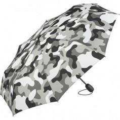 """Reklaminiai kamofliažiniai skėčiai su spauda """"CAMO"""""""