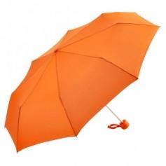 """Reklaminiai paprasti maži skėčiai su logotipo spauda """"AluMini"""""""