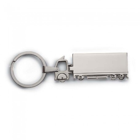 TRUCKY - Truck metal key ring