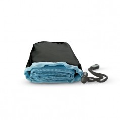 DRYE - Sport towel in nylon pouch