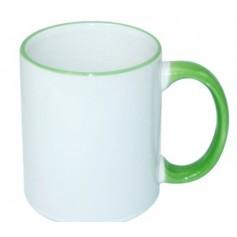 """Sublimaciniai reklaminiai puodeliai su logotipu """"LEFT"""""""