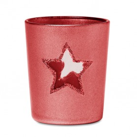SHINNY STAR - Tea light holder