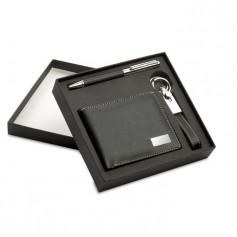 ELEGANCI - Ball pen key ring and wallet