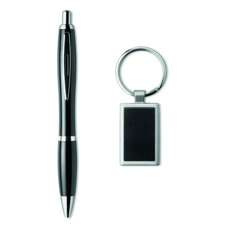 KELLY - Ball pen and key ring set