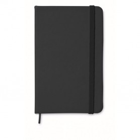 NOTELUX - A6 notebook lined