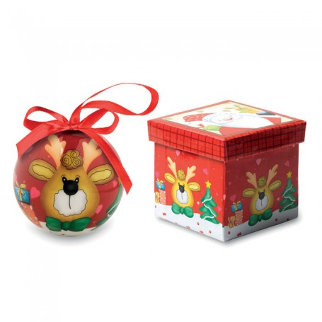 RENDY - Christmas bauble in gift box