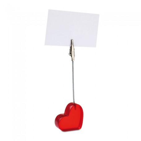 CLIPORAZON - Heart shape clip