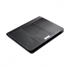 CORDOBEL - A4 bonded leather portfolio