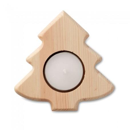 TEATREE - Tree shaped candle holder